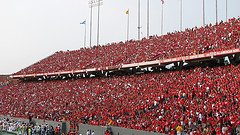 Wolfpack fans. Picture by dtraleigh